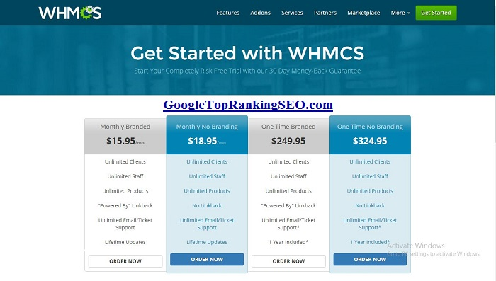 whmcs discount coupon code